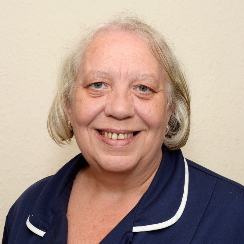 Geraldine Nash, Ash Cottage Care Home, Bury, Greater Manchester