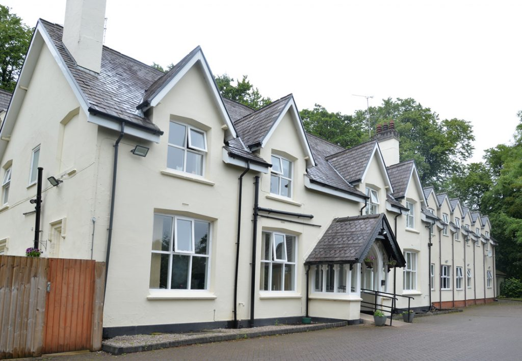 Bridge House care home, bury, Greater Manchester