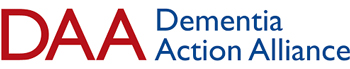 DAA – Dementia Action Alliance logo