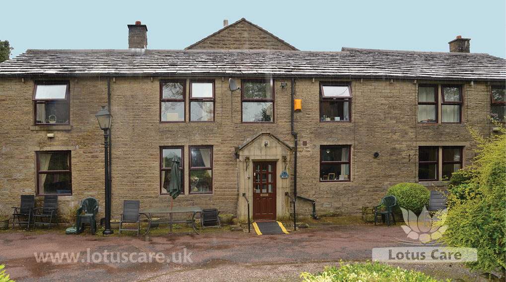Care homes in Bury – Ash Cottage Care Home, Lancashire. Part of Lotus Care Homes