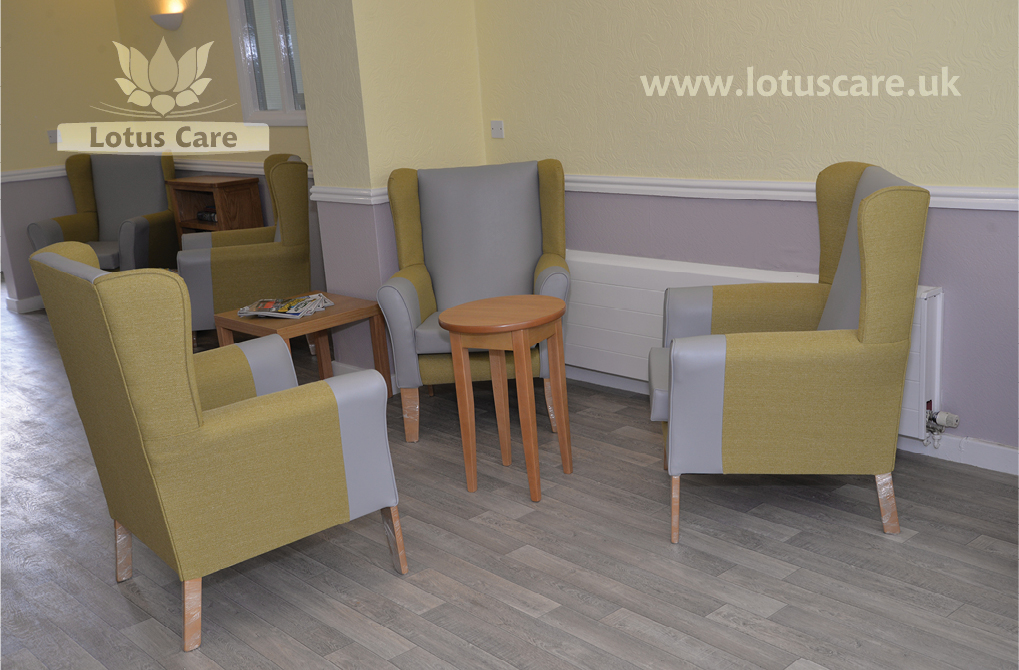 Care homes in Liverpool, Southport, Bury, Telford & Scarborough
