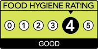 The Villa, Telford. Food Hygiene Rating 4 (Lotus Care)