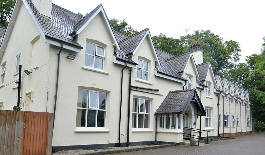 Lotus Care Homes, Bridge House, Bury, Greater Manchester