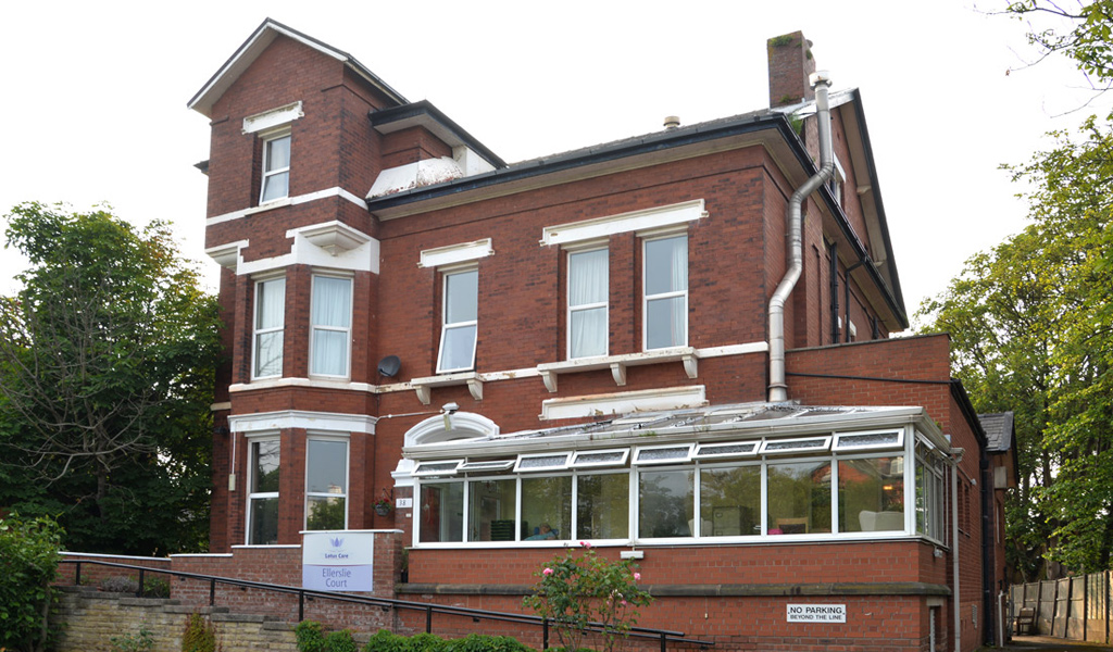 Ellerslie Court Care Home, Southport, Lotus Care Homes