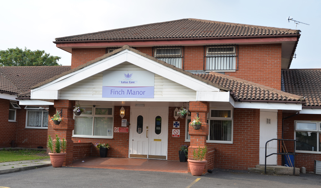 Lotus Care Homes, Finch Manor, Liverpool