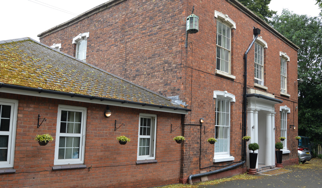 The Villa, Telford, Shropshire – managed & owned Lotus Care Homes
