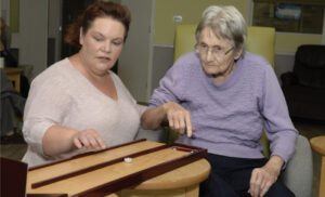 Lotus Care Homes residents activities in our homes
